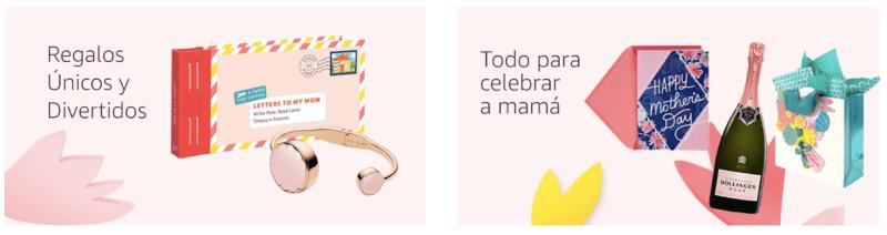 Amazon México lanza tienda especial de regalos para el día de las madres - guia-de-regalos-amazon-dia-de-las-madres_amazon