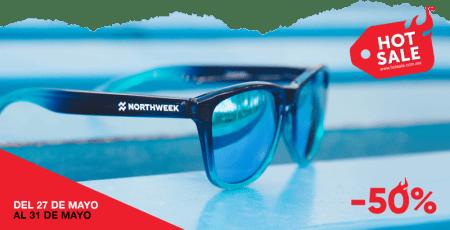 Hawkers y sus marcas Northweek y Bratleboro con descuentos en el Hot Sale