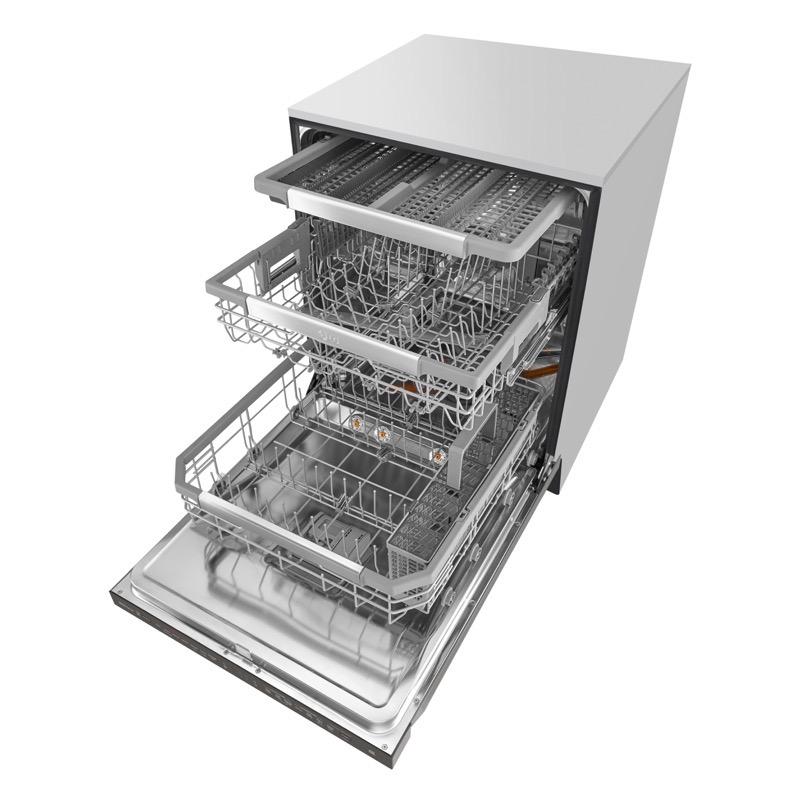 LG presenta en México su nueva línea de lavavajillas: LG QuadwashSteam - lg-dishwasher_06