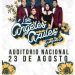 Los Ángeles Azules Sinfónico regresan al Auditorio Nacional