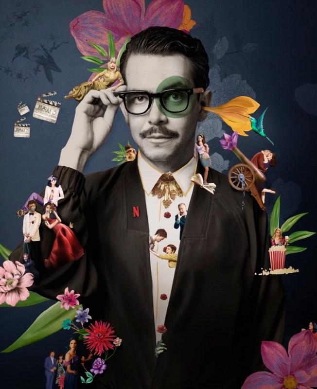 Netflix cierra un acuerdo exclusivo con el director mexicano Manolo Caro - manolo_caro_portrait