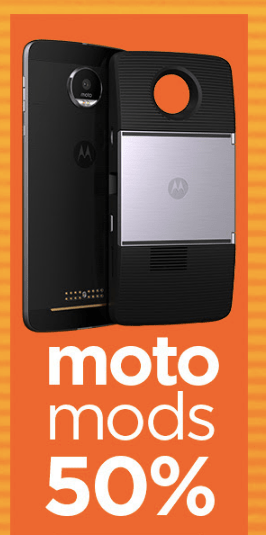 Los descuentos de Motorola durante el Hot Sale que no podrás creer - moto-mods-hot-sale_1