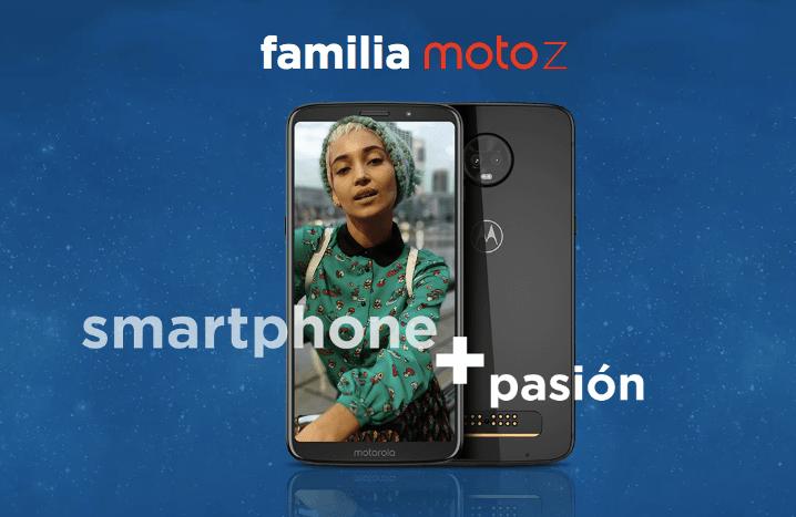 Motorola con increíbles descuentos en el día de las madres - motorola-moto-z