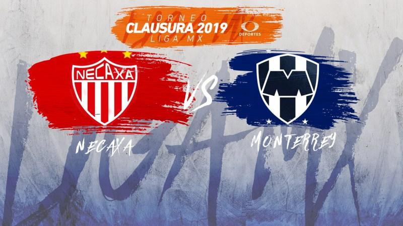 Necaxa vs Monterrey, ida de la Liguilla del C2019 ¡En vivo por internet! - necaxa-vs-monterrey-liguilla-c2019-ida