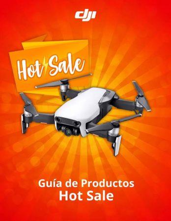 Conoce las ofertas de DJI durante Hot Sale 2019