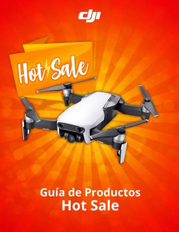 Conoce las ofertas de DJI durante Hot Sale 2019 - ofertas-de-dji-hot-sale-2019