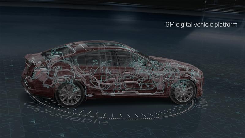 General Motors presenta nueva plataforma digital para sus vehículos - plataforma-digital-para-vehiculos-gm-800x450