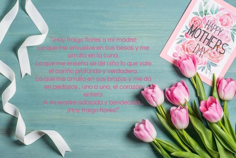 Poemas del día de la madre 2019 ¡Para sorprender a tu mamá! - poemas-dia-de-la-madre-2019