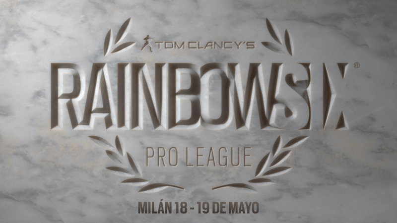 Final de la novena temporada de la Pro League de Rainbow Six Siege del 18 al 19 de mayo desde Milán - pro-league-rainbow-six-siege