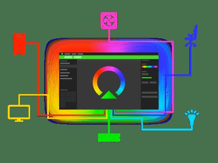 Razer Chroma ahora compatible con 25 marcas