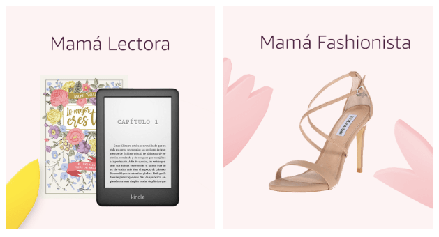 Amazon México lanza tienda especial de regalos para el día de las madres - regalos-amazon-dia-de-las-madres-webadictos