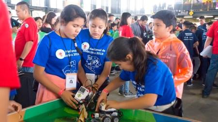 Robots invadirán en la RobotiX FAIRE 2019