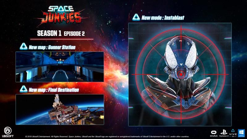 Segunda actualización gratuita de Space Junkies, ¡ya disponible! - segunda-actualizacion-space-junkies_1-800x450