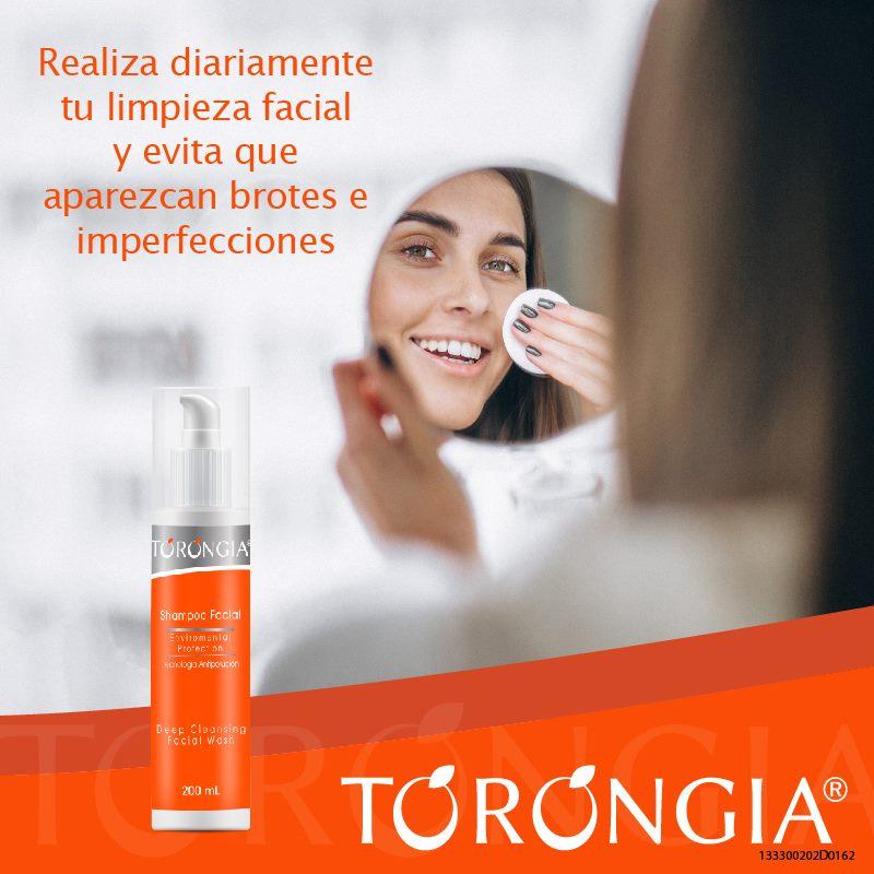 [Trivia] ¡Gana un kit Skin Care de Torongia para regalar a mamá este 10 de Mayo! - shampoo-facial
