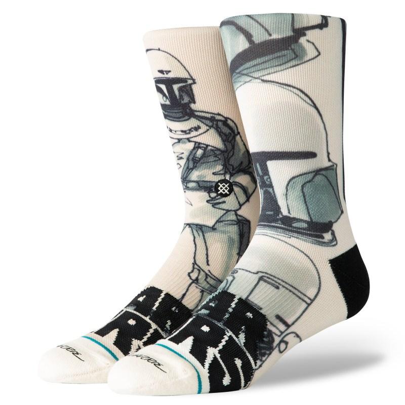 Nueva colección de Star Wars por STANCE que esta fuera de esta galaxia - starwars-x-stance_webadictos_2-800x800