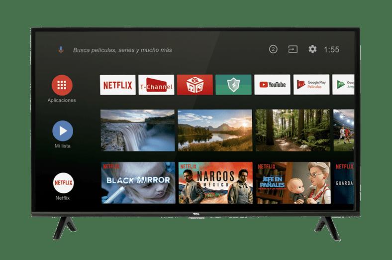 TCL presenta su nuevo Line-up de Smart TVs 2019 - tcl-tv-a325-android-tv-comando-voz-inteligencia-artificial_webadictos