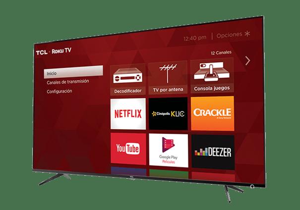 TCL presenta su nuevo Line-up de Smart TVs 2019 - tcl-tv-serie-s527-televisores