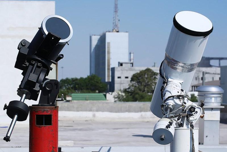 Diseñan y construyen primer telescopio 100% mexicano - telescopios-de-tlapiani