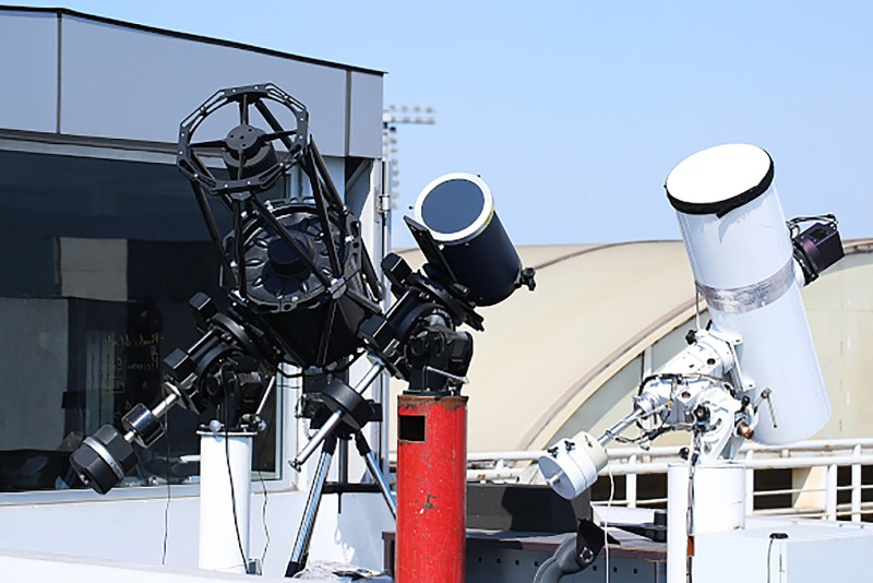 Diseñan y construyen primer telescopio 100% mexicano - telescopios-de-tlapiani_wa