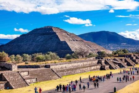 Teotihuacán es la atracción más popular entre los viajeros de la región