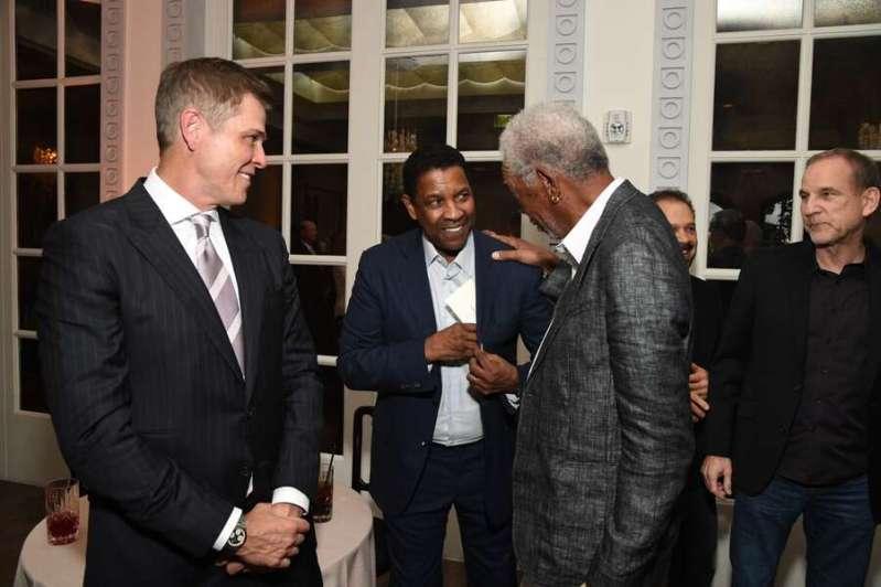 Cobertura especial: Denzel Washington recibirá el Life Achievement Award por el American Film Institute - denzel