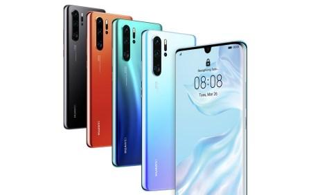 Huawei publica lista de smartphones que actualizarán a Android Q