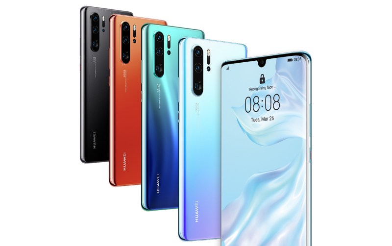 Huawei publica lista de smartphones que actualizarán a Android Q - huawei-p30-android