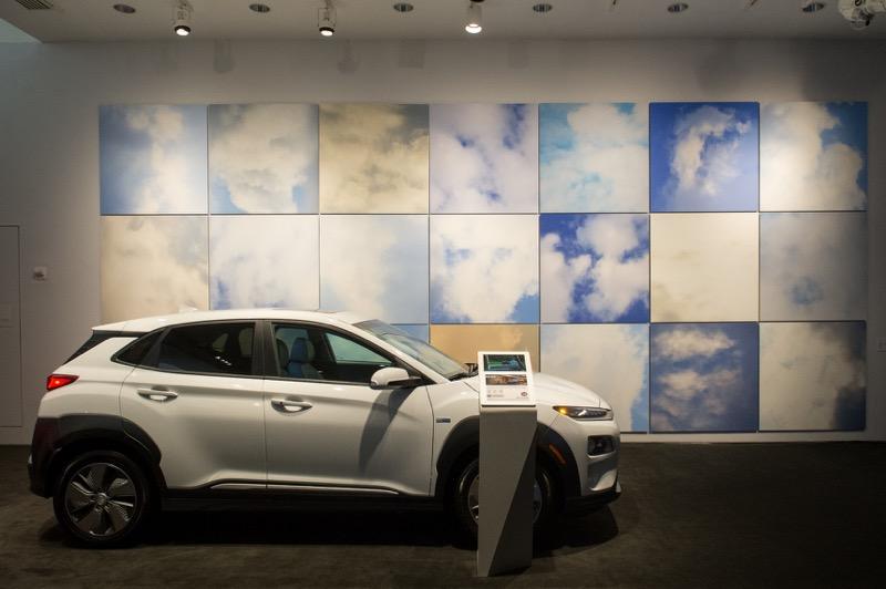 Hyundai exhibe vehículos innovadores y obras de arte experimental - hyundai-arte-tecnologia_1-800x532