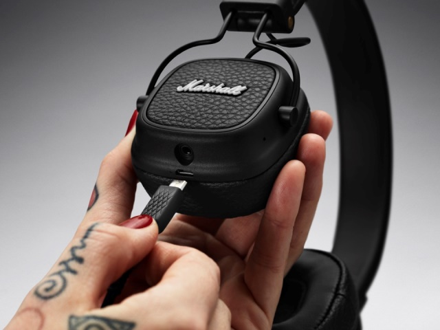 Las promociones de Marshall para el día del padre - marshall-headphones