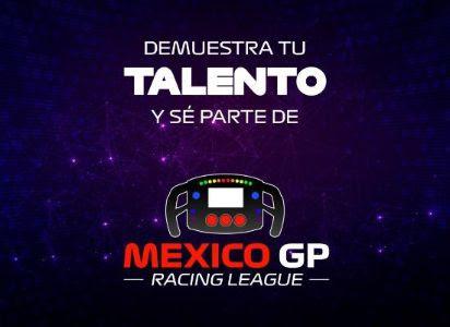 FORMULA 1 GRAN PREMIO DE MÉXICO lanza su torneo de esports - mexico-gp-racing-league