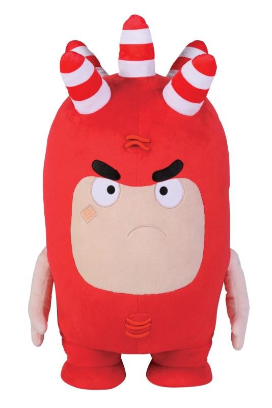 Los Oddbods, juguetes de la serie animada que invaden México ¡conoce algunos datos interesantes! - oddbods-1-534x800