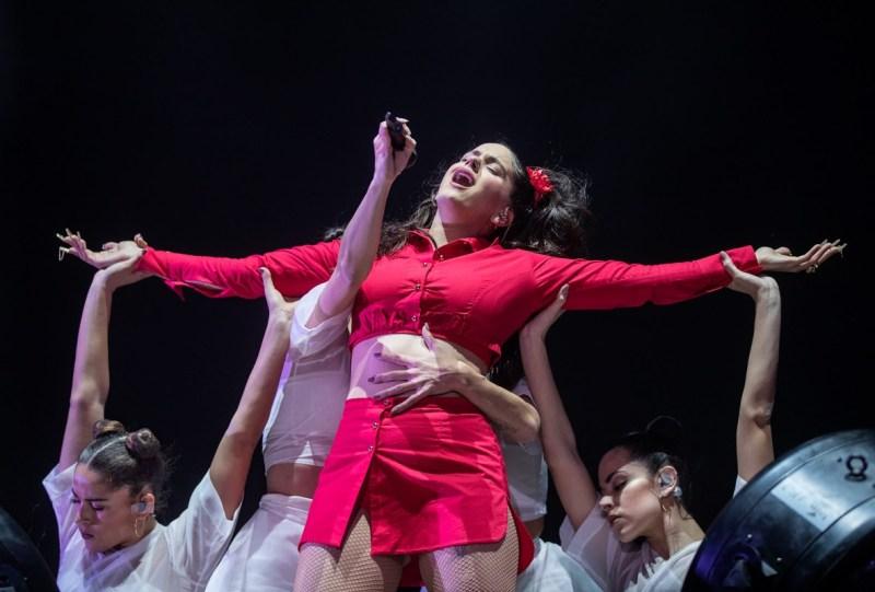 Conciertos de Rosalía y todo lo que necesitas saber de su gira - rosalia