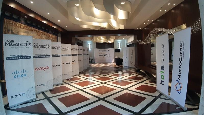 Tour Megatec 2019 presenta lo último en tecnología en telecomunicaciones - tour-megatec-2019