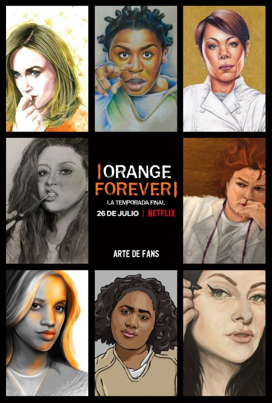 La última temporada de Orange is the New Black estrena en Netflix el 26 de julio - ultima-temporada-orange-is-the-new-black-540x800