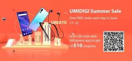 Por tiempo limitado a precio especial los auriculares con Bluetooth 5.0 UMIDIGI Ubeats