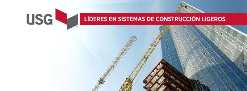 USG tras alianza se posiciona como la empresa de sistemas ligeros de construcción más grande del mundo - usg-800x296