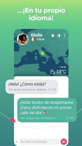 Lanzan app que traduce simultáneamente mensajes en cualquier idioma - app-ablo-traduccion-idiomas