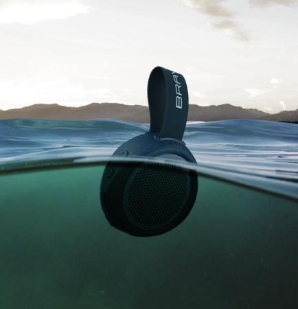 Nueva bocina BRAVEN 105 portátil de alta resistencia para exteriores