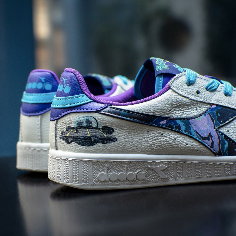 Diadora lanza segunda colección de cápsulas dedicada a Rick And Morty - diadora-rick-and-morty_1