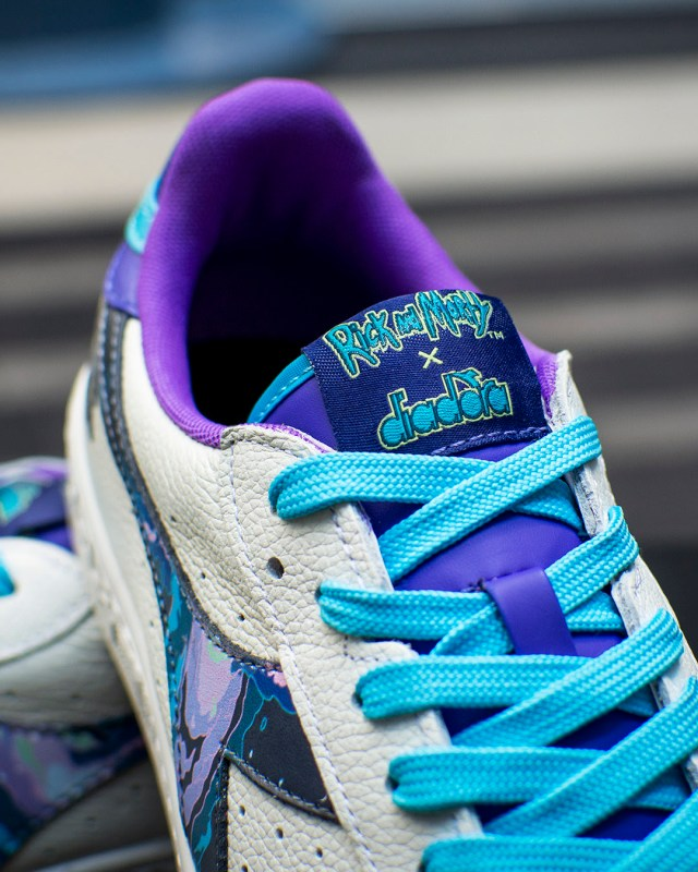Diadora lanza segunda colección de cápsulas dedicada a Rick And Morty - diadora-rick-and-morty_2