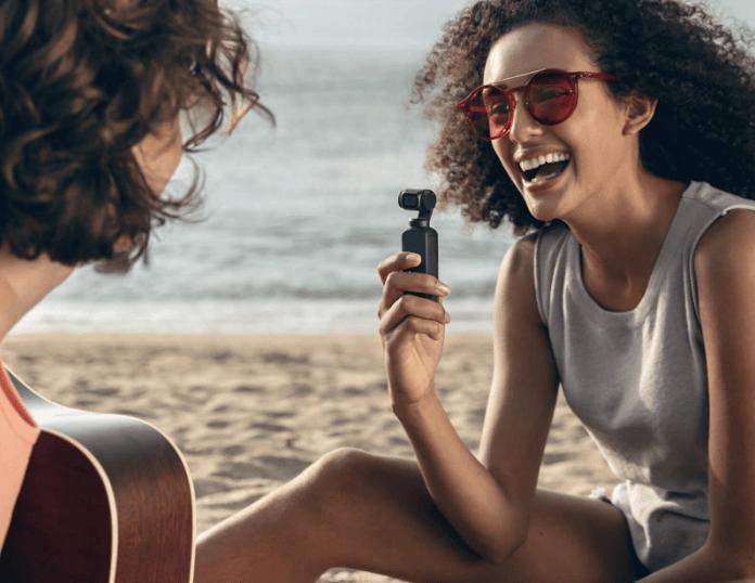 Los mejores gadgets para tus vacaciones ¡sin importar el destino! - dji-osmo-pocket
