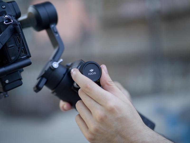 DJI presenta el nuevo DJI Ronin-SC, estabilizador de cámaras con funciones inteligentes - dji-ronin-sc-lifestyle20