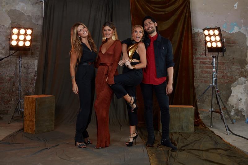 """En la nueva temporada de """"Cámbiame el Look"""" se unen Sara Galindo, Laura Tobón y Alex Córdova - fashion-squad-cambiame-el-look"""