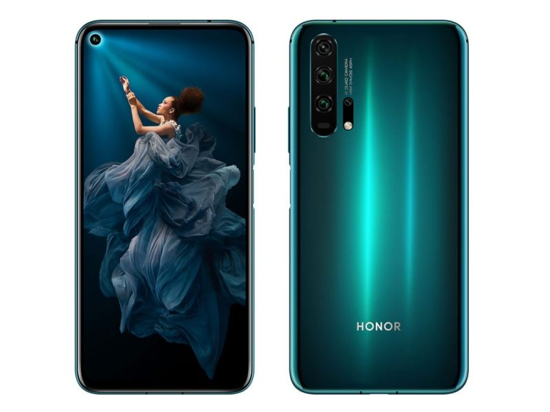 Inicia la venta global del HONOR 20 PRO - honor-20-pro