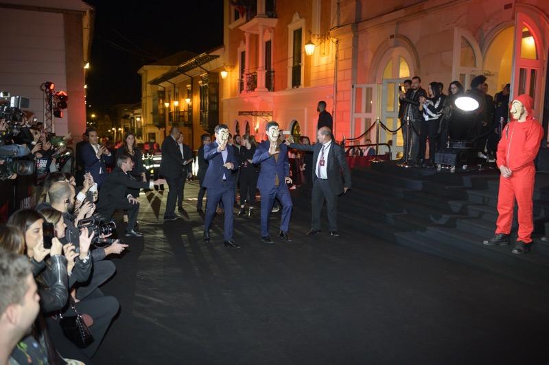 Netflix celebró la Premiere de la serie La casa de papel parte 3 en Colombia - la-casa-de-papel-parte-netflix