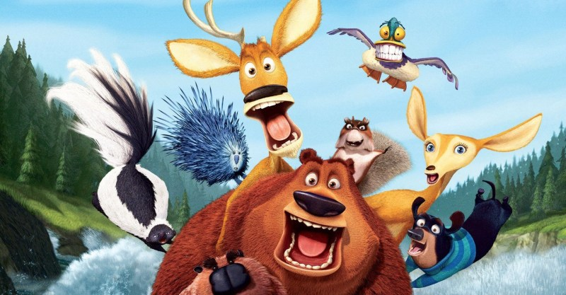 Programación especial: Fiesta animada de fin de semana en Studio Universal - open-season