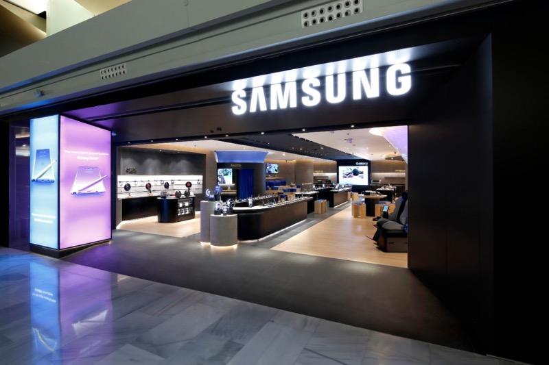 Samsung Store Perisur premiada por la revista a! Diseño - samsung-store-perisur-evista-a-disencc83o_2-800x533