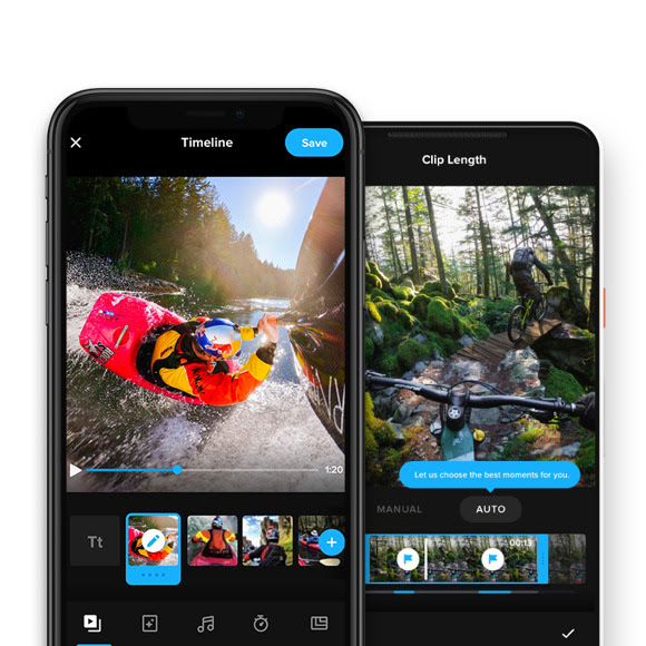 Todo lo que debes de saber de la nueva app de edición de GoPro - app-edicion-gopro