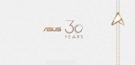 ASUS celebra su 30 aniversario con descuentos del 16 al 31 de agosto