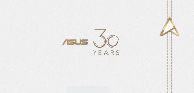 ASUS celebra su 30 aniversario con descuentos del 16 al 31 de agosto - asus-30-aniversario